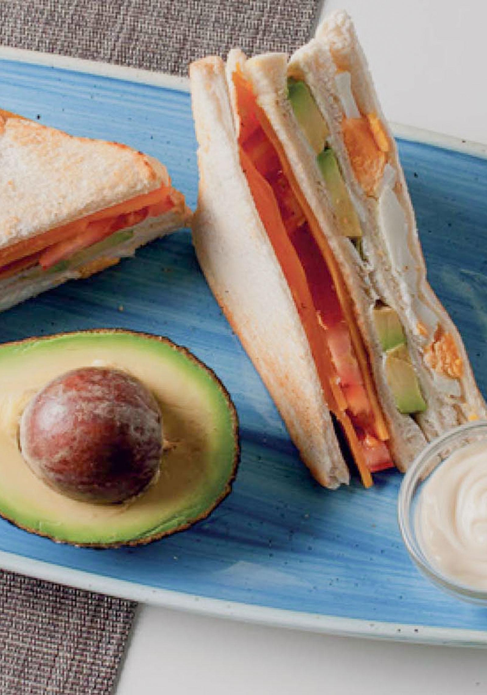 piatti espressi - club sandwich - pasti